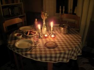 Invito a cena bassottimannari for Romantic dinner ideas for two at home